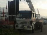 vinçli kamyon